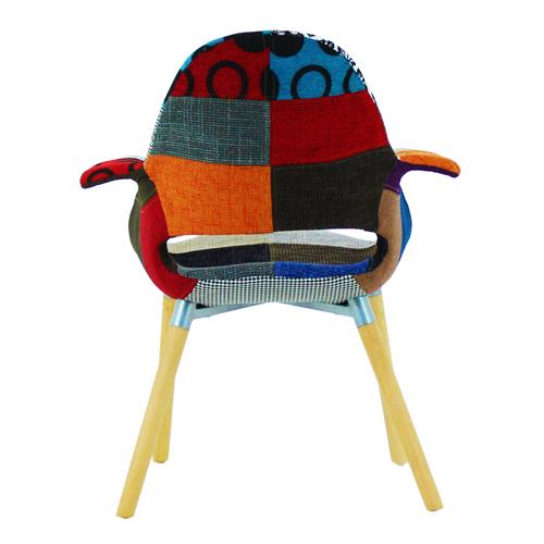 Replica Patchwork Armchair Image 10