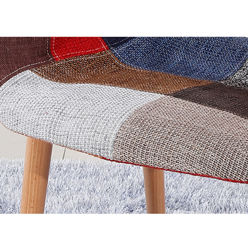 Replica Patchwork Armchair Image 13