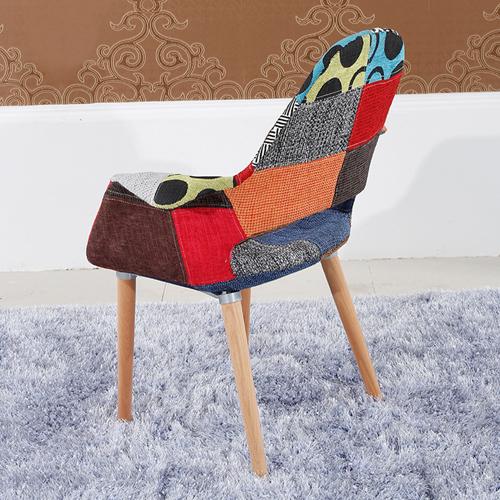 Replica Patchwork Armchair Image 1