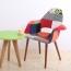 Replica Patchwork Armchair Image 4