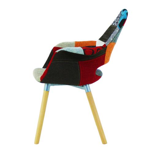 Replica Patchwork Armchair Image 7