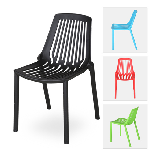 Alley Stackable Dining Cafe Chair Image 1