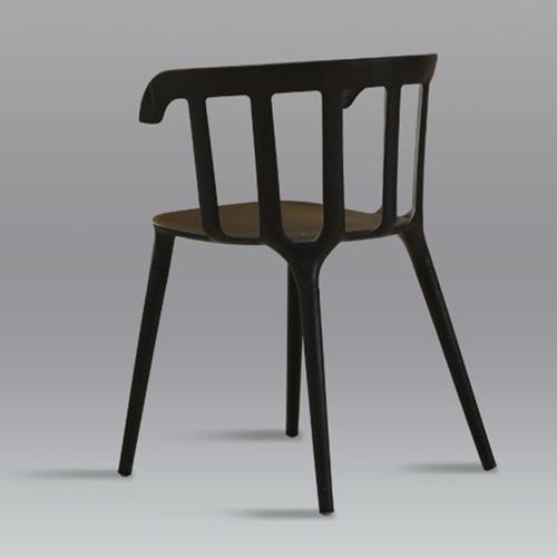 Windsor Plastic Armrest Chair Image 9