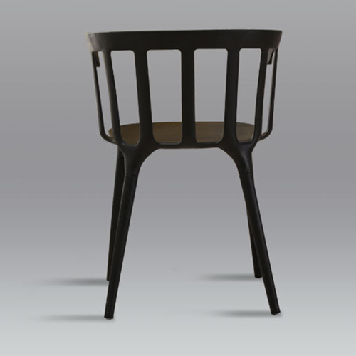Windsor Plastic Armrest Chair Image 10
