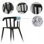 Windsor Plastic Armrest Chair Image 11