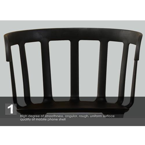 Windsor Plastic Armrest Chair Image 13