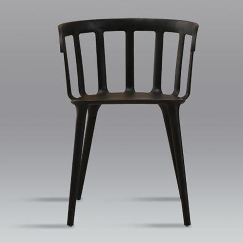 Windsor Plastic Armrest Chair Image 6