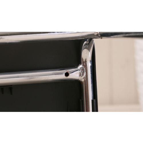 Slimline Stackable Chrome Sled Base Chair Image 14