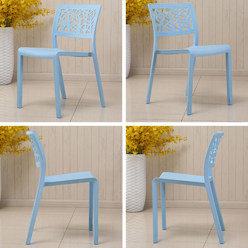 Viento Stackable Modern Chair Image 9