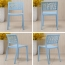 Viento Stackable Modern Chair Image 10