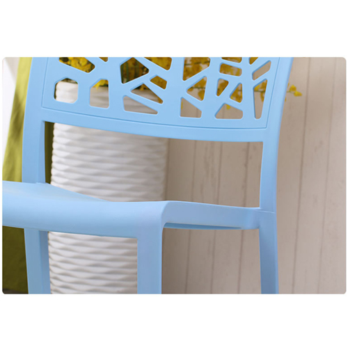 Viento Stackable Modern Chair Image 15