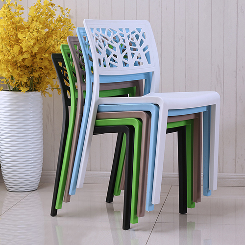 Viento Stackable Modern Chair