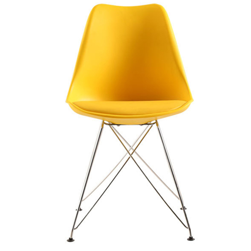Signal DSR Cushioned Plastic Chair Image 12