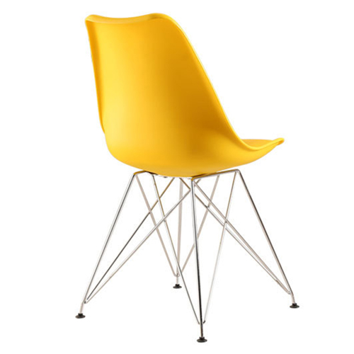 Signal DSR Cushioned Plastic Chair Image 14