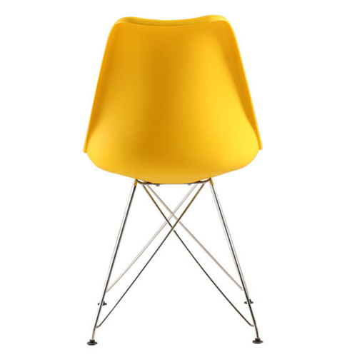 Signal DSR Cushioned Plastic Chair Image 17