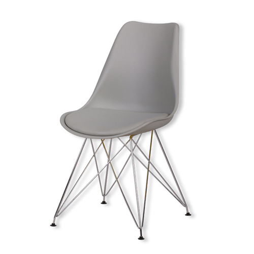 Signal DSR Cushioned Plastic Chair Image 6