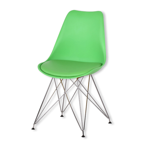 Signal DSR Cushioned Plastic Chair Image 7