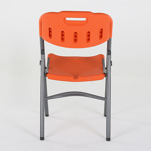 Metal Frame Plastic Folding Chair Image 18