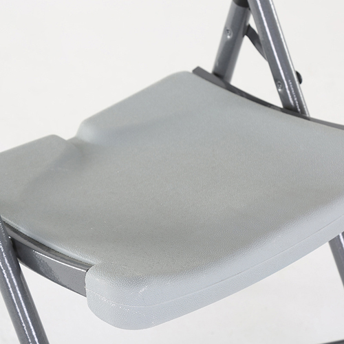 Metal Frame Plastic Folding Chair Image 21