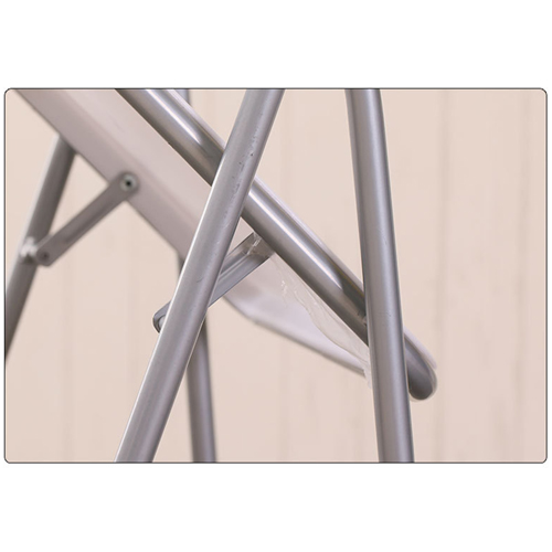 Outdoor Folding Chair With Metal Frame Image 12