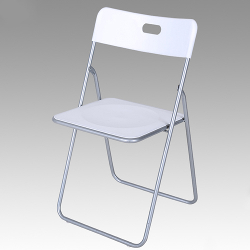 Outdoor Folding Chair With Metal Frame