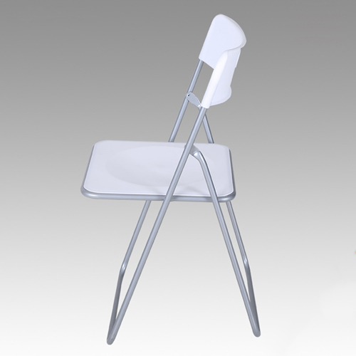 Outdoor Folding Chair With Metal Frame Image 1