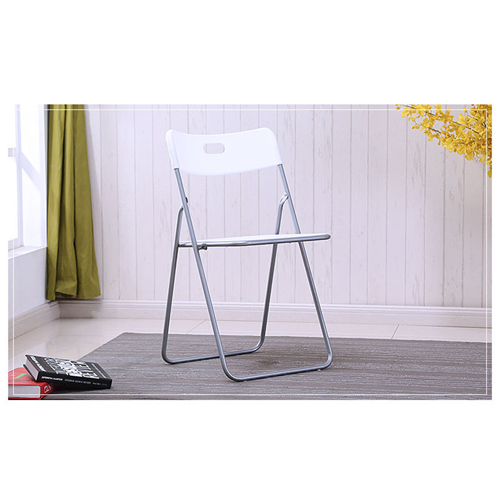 Outdoor Folding Chair With Metal Frame Image 3