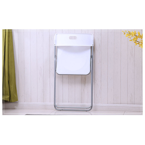 Outdoor Folding Chair With Metal Frame Image 4