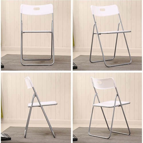 Outdoor Folding Chair With Metal Frame Image 6