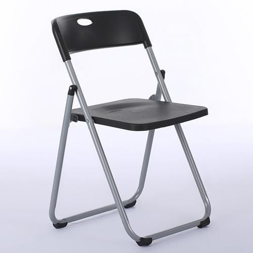 Backrest Metal Folding Chair Image 3