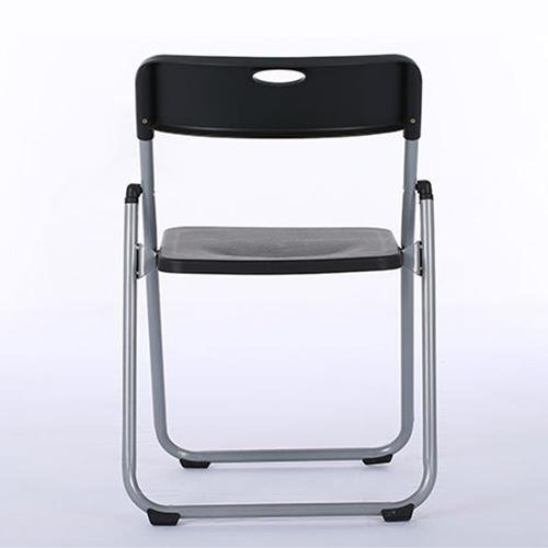 Backrest Metal Folding Chair Image 8