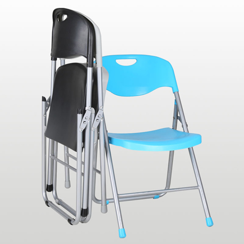 Conference Plastic Folding Chair Image 2