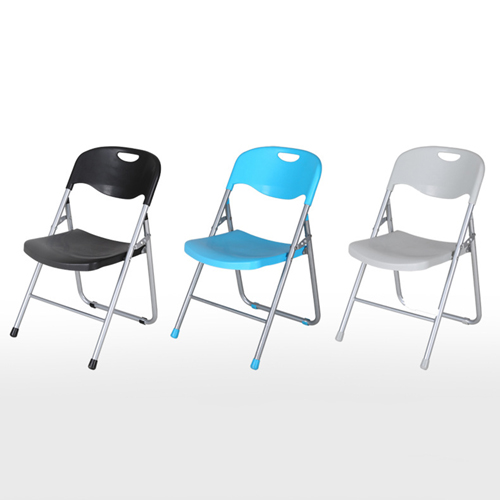 Conference Plastic Folding Chair Image 6