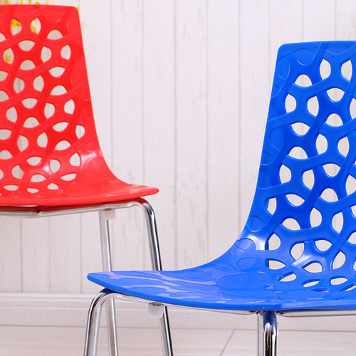 Cut Out Modern Stacking Chair Image 9