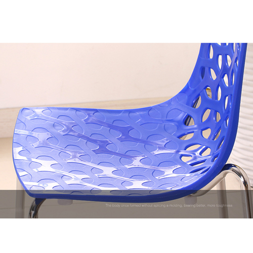 Cut Out Modern Stacking Chair Image 12