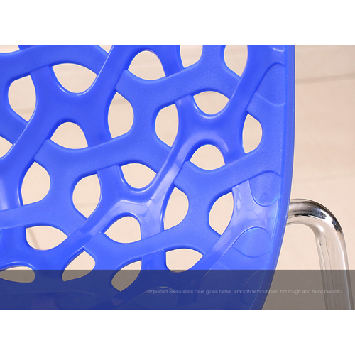 Cut Out Modern Stacking Chair Image 13