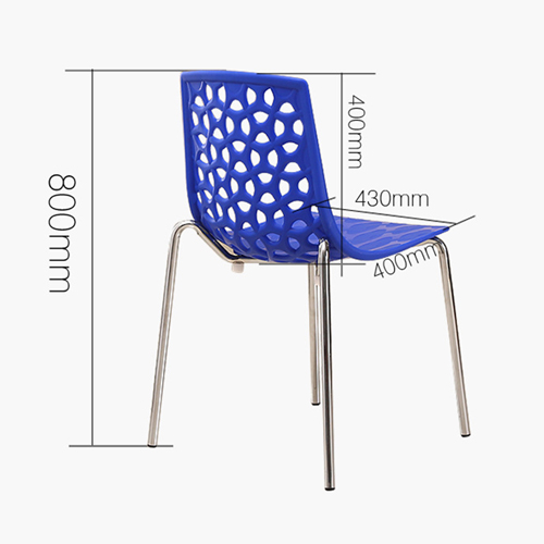Cut Out Modern Stacking Chair Image 16