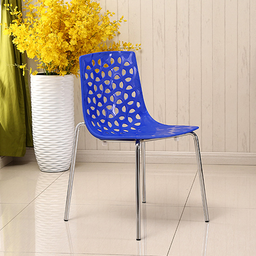Cut Out Modern Stacking Chair Image 5