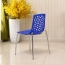 Cut Out Modern Stacking Chair Image 7
