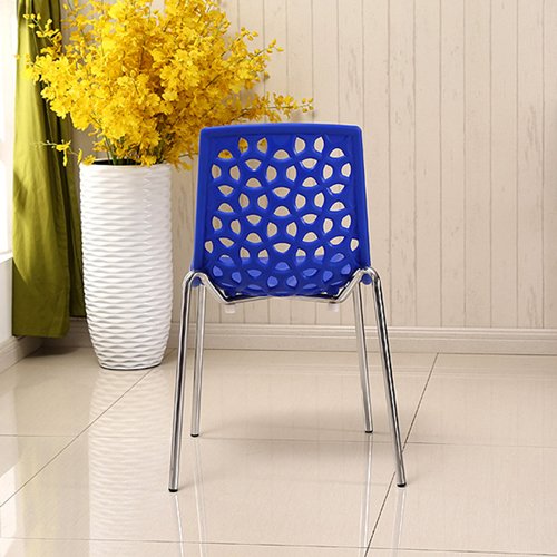 Cut Out Modern Stacking Chair Image 8