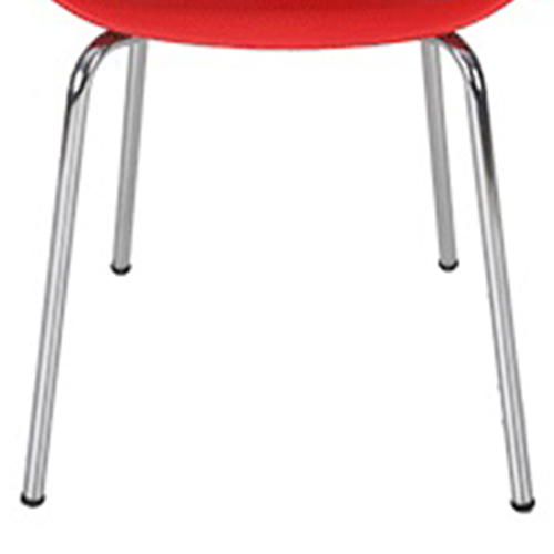 Oval Steel Base Side Chair Image 12