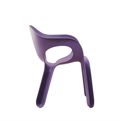 Magis Curved Lines Stackable Chair Image 11