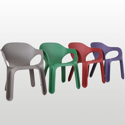 Magis Curved Lines Stackable Chair Image 2