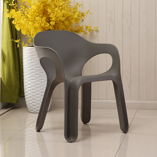 Magis Curved Lines Stackable Chair Image 4