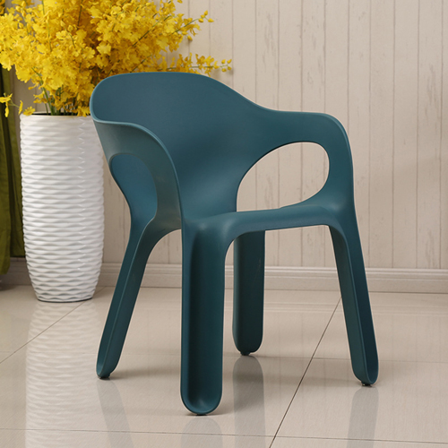 Magis Curved Lines Stackable Chair Image 7