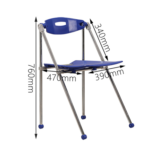 Modway Telescopic Folding Chair Image 16