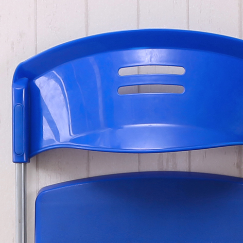 Alumina Loop Leg Folding Chair Image 13