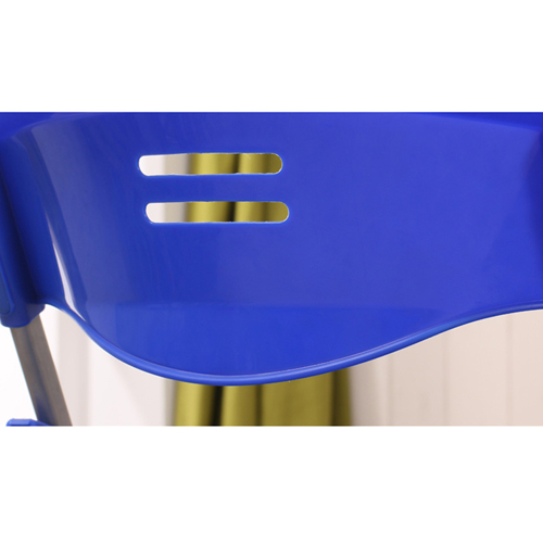 Alumina Loop Leg Folding Chair Image 14