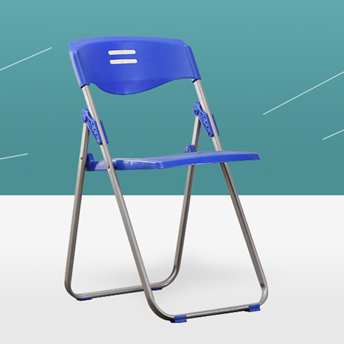 Alumina Loop Leg Folding Chair Image 7