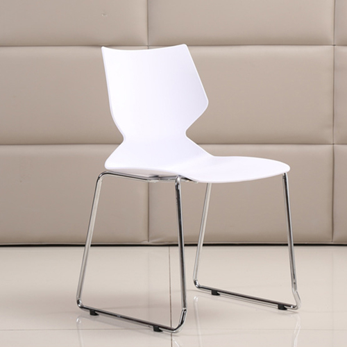 Blaze Stacking Sled Base Chair Image 9